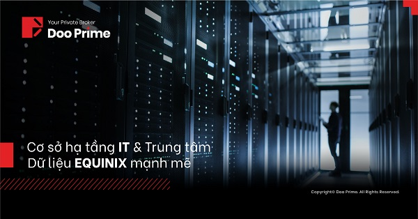 02 Robust IT Infrastructure & EQUINIX Data Centers.