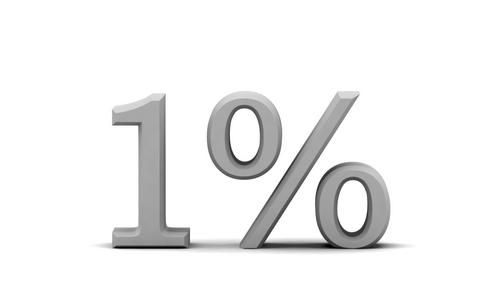 1-Percent.