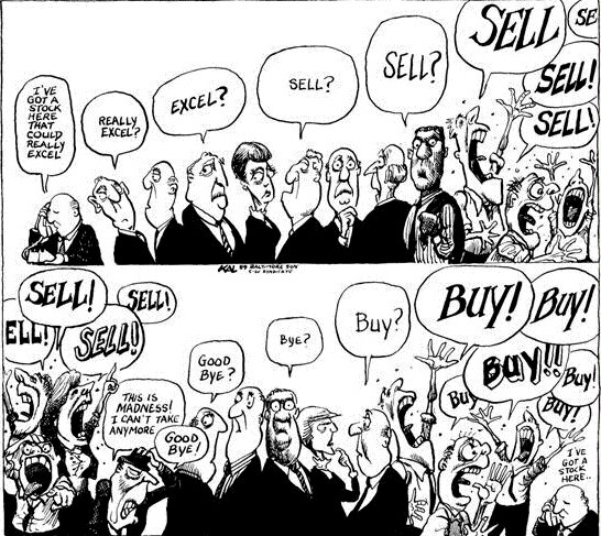 3 Lý do chứng minh chén thánh không hề tồn tại trong trading.