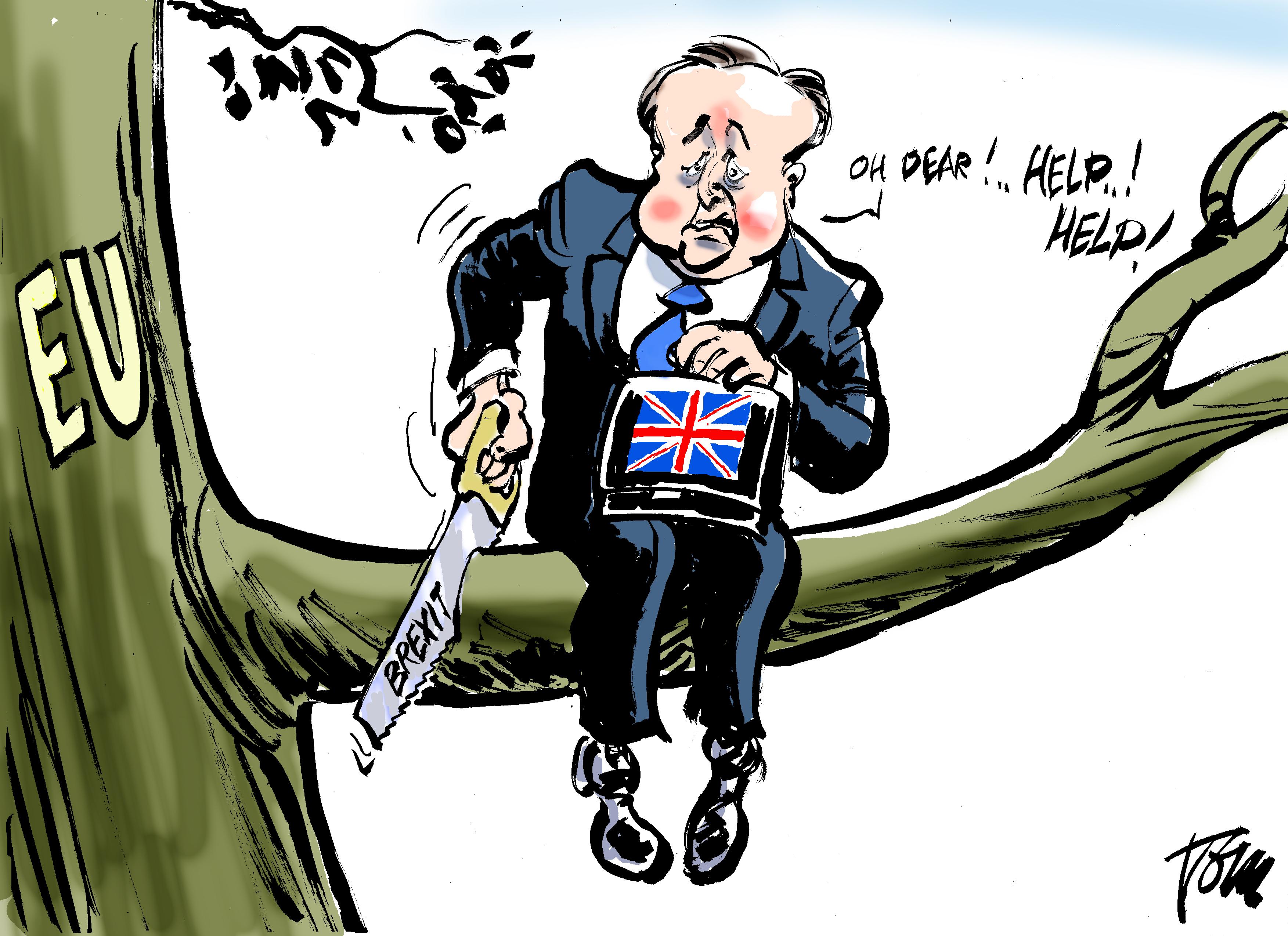 Brexit-EU-referendum-Cameron-cartoon.