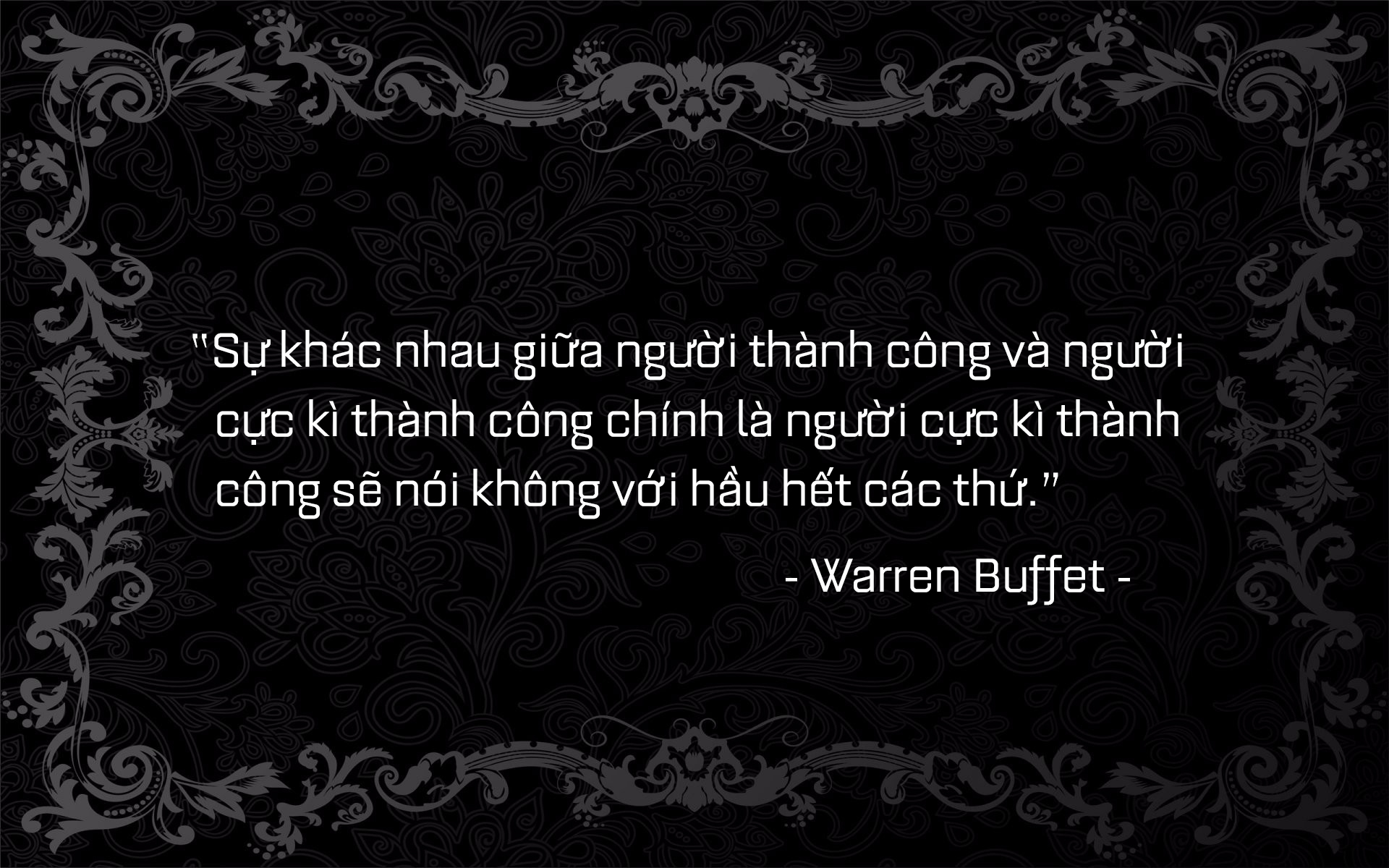 buffet quote 4.