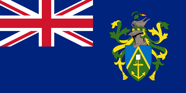 cờ Pitcairn - traderviet.