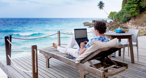 Digital Nomad - Phong cách sống và trading cực kỳ thú vị =1.