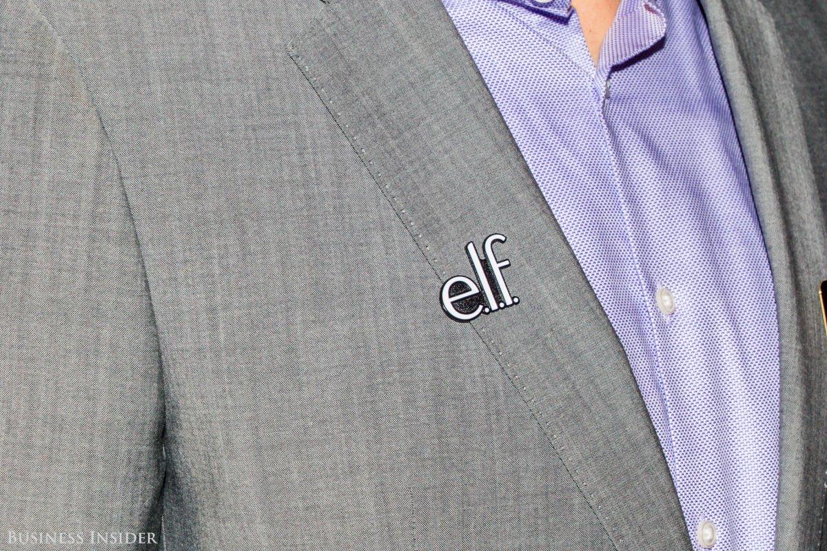e.l.f flair.