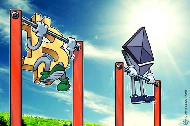ethereum có thể vượt qua bitcoin 2 - traderviet.