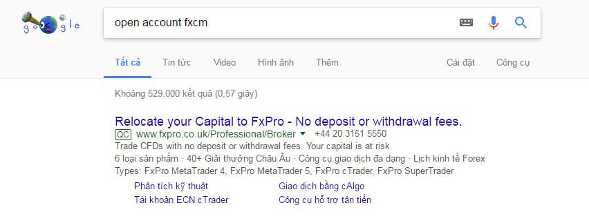 Cẩn thận với những ai đang chơi FXCM - www.TAICHINH2A.COM