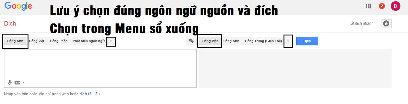 google translate.