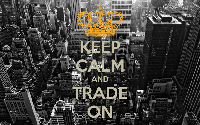 keep calm and trading traderviet.