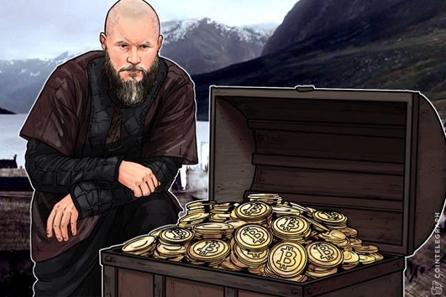 một nhà đầu tư xuống xác với bitcoin - traderviet.
