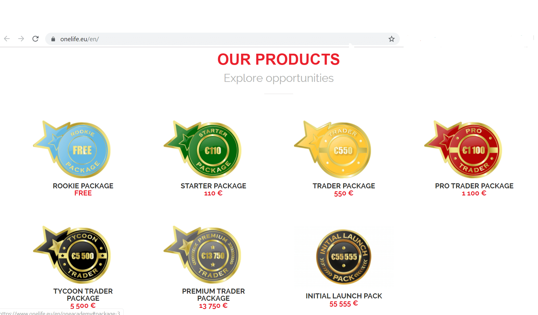 Website-chinh-cua-OneCoin-dong-cua-TraderViet3.