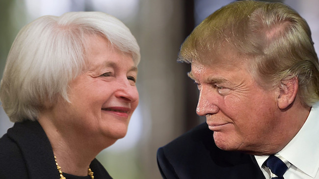 yellen and trump .