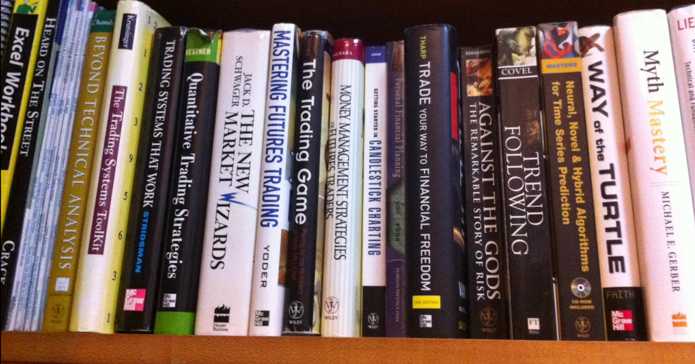 8 cuốn sách trading hay nhất mọi thời đại - Có link download cho anh em