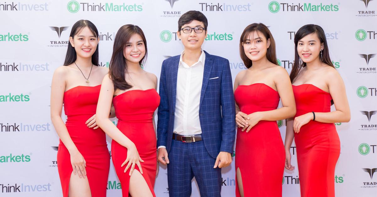Hội Thảo ThinkMarkets Hồ Chí Minh ngày 12/05/2019