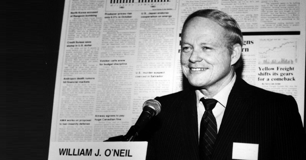 Những câu nói kinh điển của Williams O'Neil về trading và đầu tư