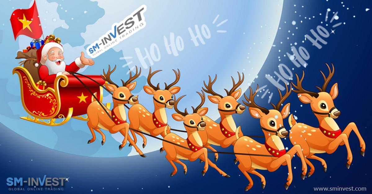 Giáng Sinh Ngập Tràn Lợi Nhuận Cùng SM INVEST