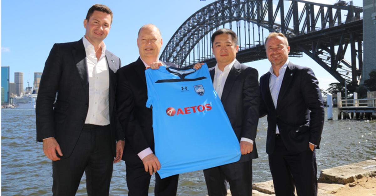 CLB bóng đá SYDNEY FC gia hạn hợp đồng đối tác chiến lược với AETOS tại giải vô địch AFC mùa thứ ba