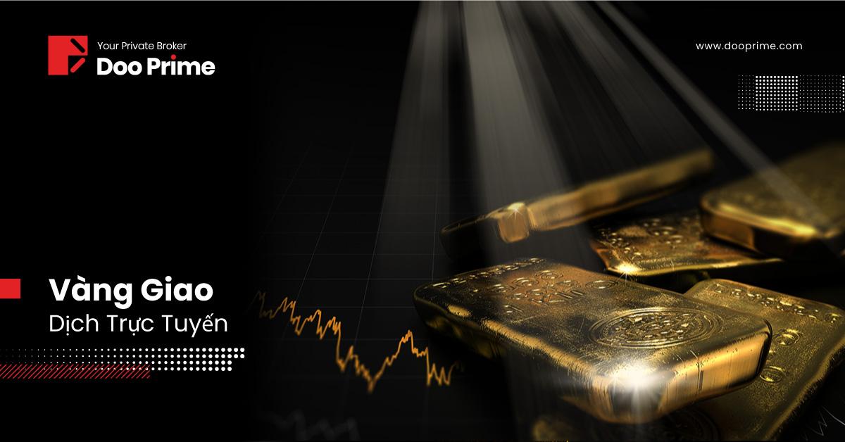 Giá Vàng Giao Ngay trong Giao Dịch Trực Tuyến