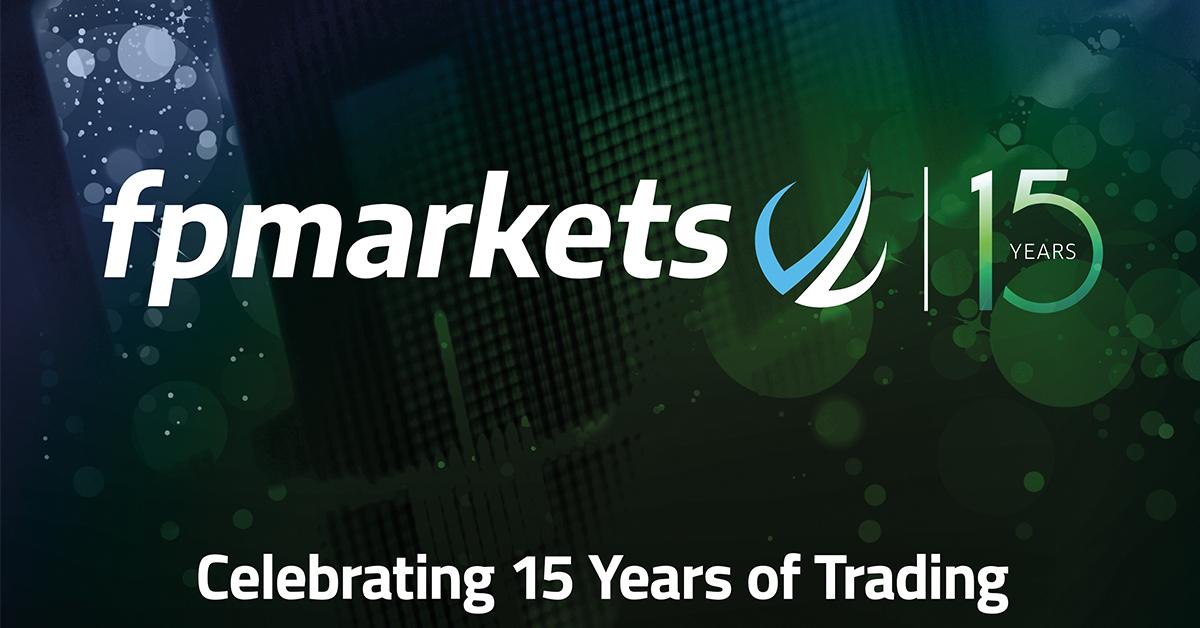 FP Markets chào mừng kỉ niệm 15 năm