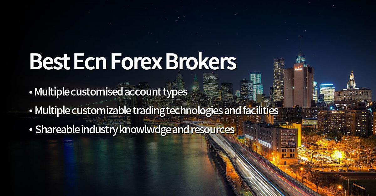 Giới thiệu về Forex Broker ECN - Capstone