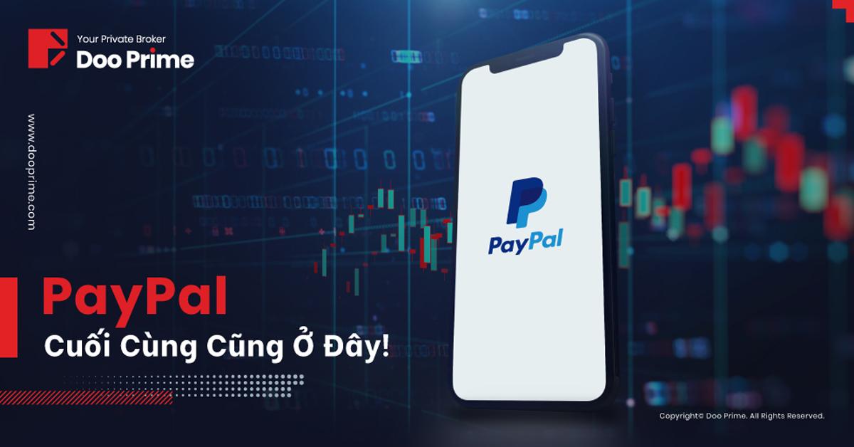 Giới thiệu Phương thức Nạp tiền Trực tuyến Mới của Chúng tôi – PayPal