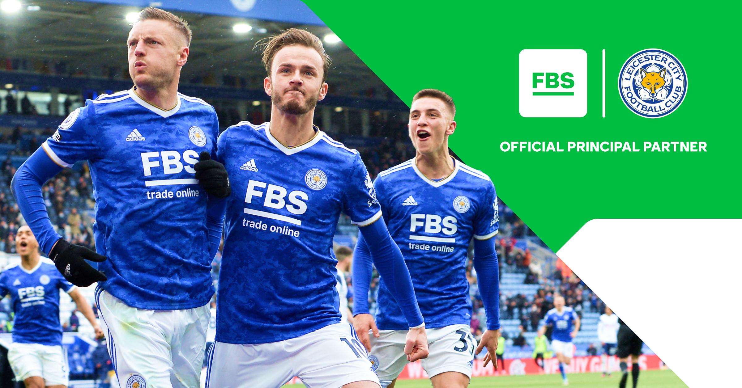 FBS Trở Thành Đối Tác Chính của CLB Leicester City